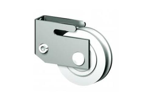 Elite Glass - Door Roller Replacement - Sunshine Coast