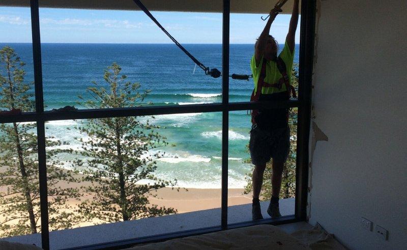 Elite Glass - High Rise - Sunshine Coast