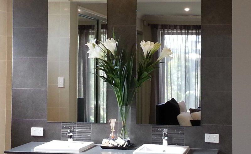 Elite Glass - Bathroom Mirrors - Sunshine Coast